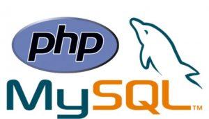 PHP - Mysql logo